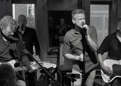 Greymen band live Grand Café Zuidlaren 04